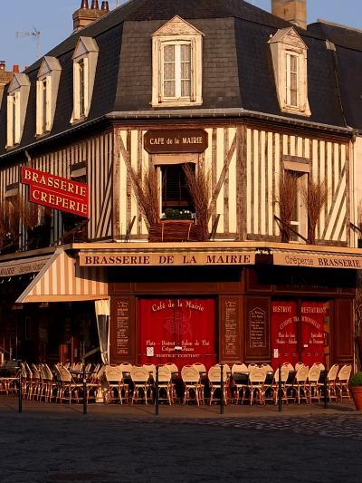 """美の旅人""""バルセロナ・パリ""""二都物語⑪パリから日帰り、ドーヴィルという街が奏でる優雅な調べ"""