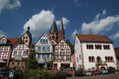 本当は、誰にも教えたくない素敵な街(1) − Gelnhausen