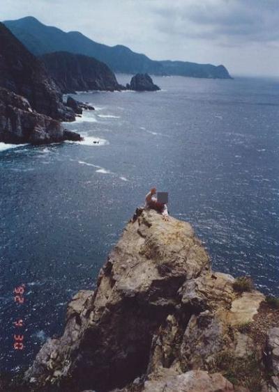 90年代の弾丸離島の旅1992.4  「キリシタンの香り濃い島」   ~五島列島福江島・長崎~