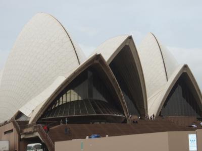 オーストラリア周遊7日間?