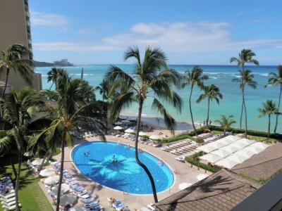 ハレクラニに泊まってレンタカーであちこち巡る、10数年ぶりのハワイ旅
