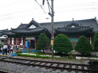 韓国の寧越(ヨンウォル)へ
