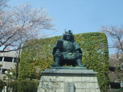 震災の影響で急遽組まれたPSM観戦に松本へ遠征(その1)甲州の桜