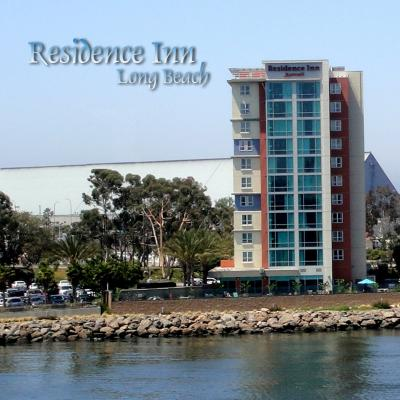 Residence Inn  Long Beach   ロング ビーチの レジデンス イン