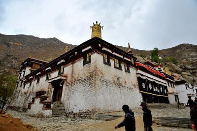 チベット、ラサへ  8 セラ寺