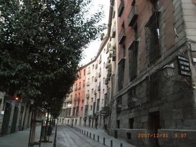 年末年始の旅【4】 《SPAIN》 マドリード 2007−2008