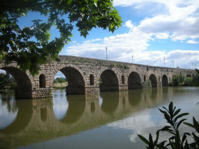 メリダ_Mérida 小ローマ!イベリア半島の中でも保存状態が良い古代ローマ遺跡群