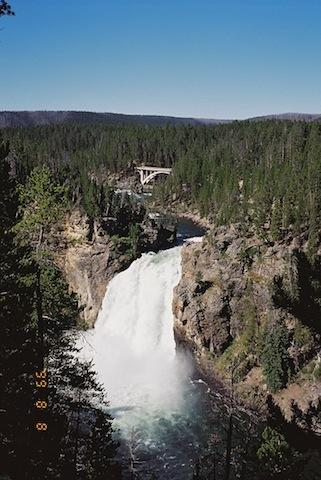Yellowstone National Park 2(1999年夏の旅行記)
