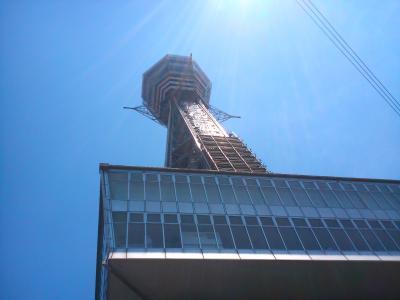 大会参加のついでに大阪観光