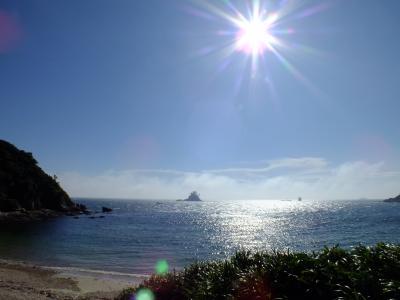 車でえらいこっちゃの篠島探索 @小さな島巡りのディープな旅 佐久島・篠島・日間賀島