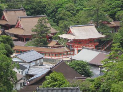出雲大社の「奥の院」・日御碕神社!