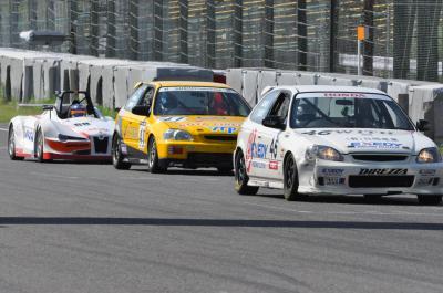 鈴鹿クラブマンレース Round4 300km 2011
