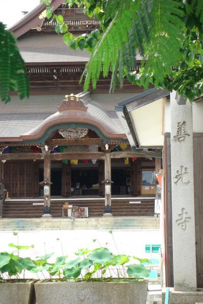 2011 祖父江善光寺で戒壇巡り