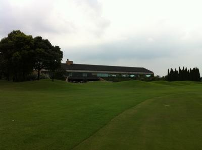 第80回「上海愛媛県人会」ゴルフコンペ