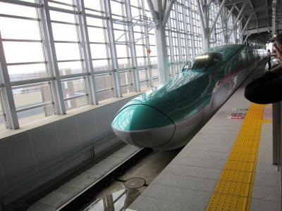 JR東パスで青森へ日帰りの旅2