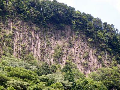 曽爾高原と屏風岩の絶景