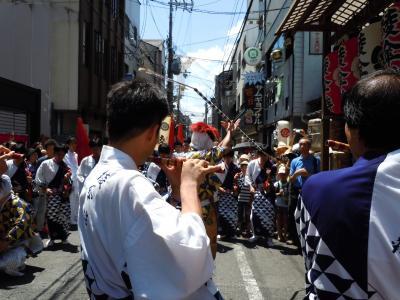 祇園祭2011 綾傘鉾
