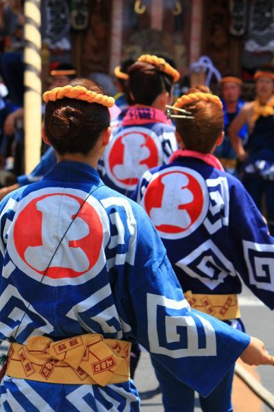 成田/佐倉ぐるり旅【20】~関東三大山車祭り~佐原大祭【夏】八坂神社 祇園祭