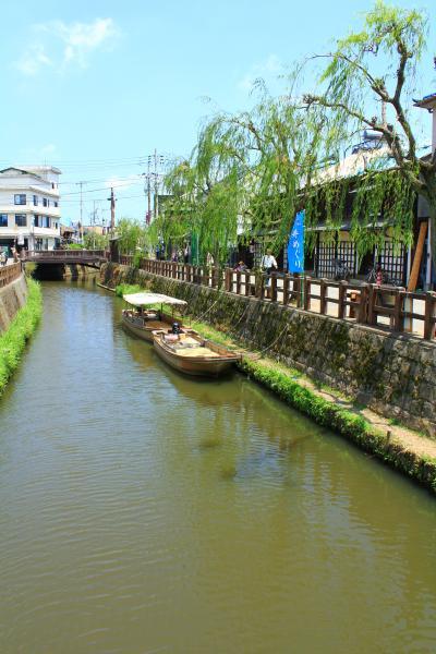 成田/佐倉ぐるり旅【21】~風情ある河岸の歴史的景観~水郷佐原 小野川の街並み
