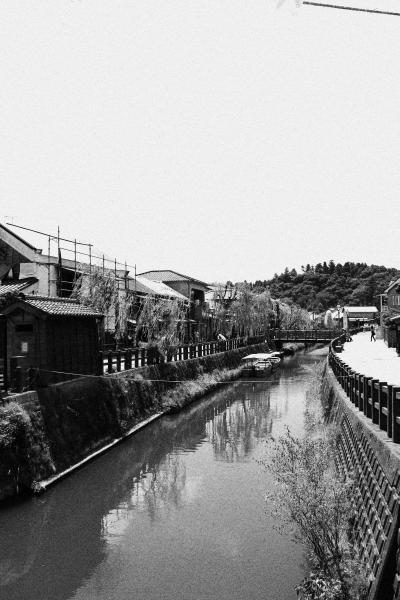 成田/佐倉ぐるり旅【22】~レトロな街並みを楽しむ~水郷佐原 小野川の街並み