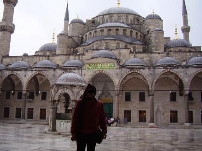 シニアのツアーで行くトルコ8日間  2010年2月