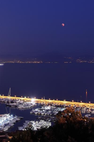写真で綴る旅日記~イタリア10日間の旅⑥ 感動!奇跡の皆既月食ナポリ・アマルフィ篇~