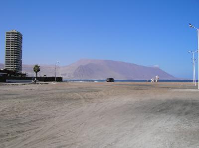 南米出張 9~12日目 チリ・イキケ