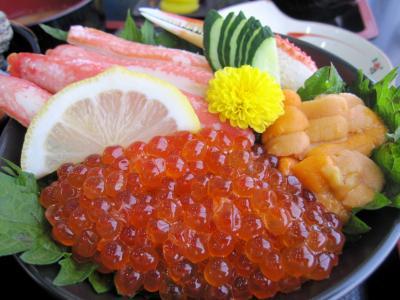 岡山/漁協直営店へ海鮮丼を食べに行こう