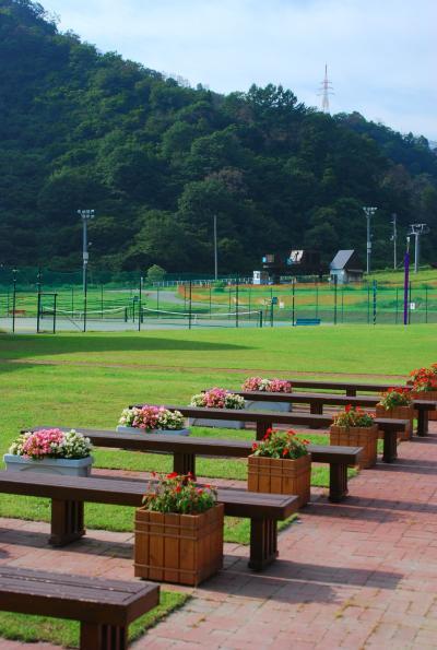 2011年7月 日本一の米どころでうまい銀シャリを食べて冬のリゾートで【真夏のテニス】を楽しむ♪@NASPAニューオータニ