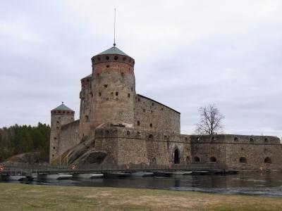 フィンランド旅行 2011 (3/5) ~サヴォンリンナ観光
