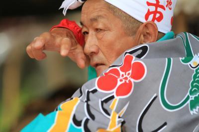 天神祭2011 火と水の都市祭礼 「宵宮~地車囃子編~」