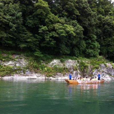 長瀞で日本の夏を堪能する
