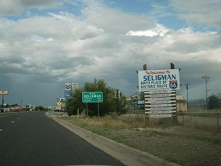 ♪♪11年07月24日(日)Welcome to Birth Place of Historic Route 66 ・ Seligman訪問の記録【写真UL完了】