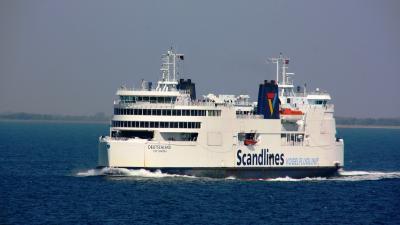 渡り鳥コースを走る(10) フェーマルン・ベルト海峡を渡る ~2011年GW~