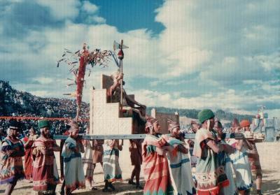 初めての南米はアンデスへ 前編