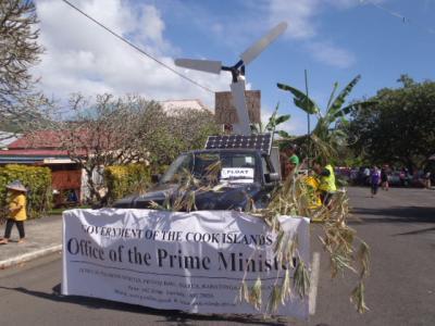 Te Maeva Nui 2011 クック諸島最大の国民イベント