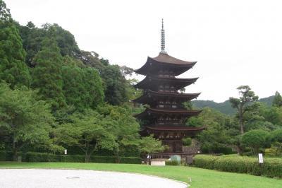 西の京:山口・瑠璃光寺を訪ねて