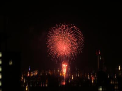 【札幌】 2011夏 豊平川の花火大会