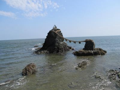 「イルカと泳ごう」二見シーパラダイスとガイド付き伊勢神宮参拝