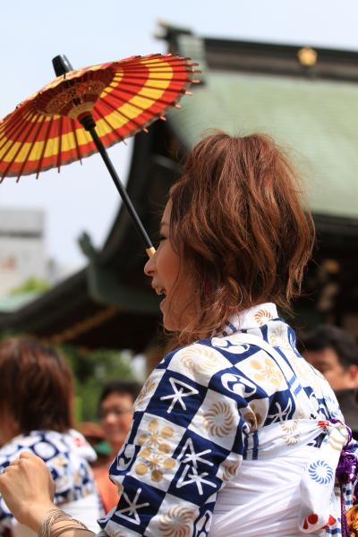 天神祭2011 火と水の都市祭礼 「宵宮 ~大阪天満宮編~」
