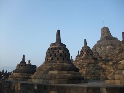 2011夏インドネシア11泊(その1)