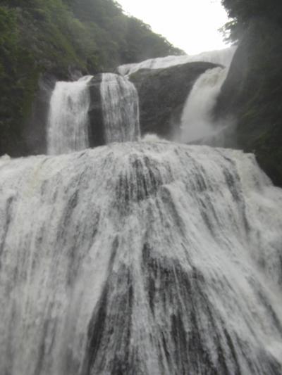 いわき~北茨城~袋田の滝のしぶきに濡れて・・・2
