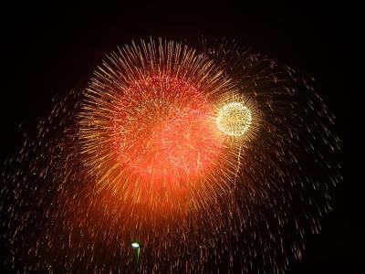2011年 三重県 桑名水郷花火大会