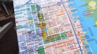 ♪♪11年08月05日(金)フィラデルフィアの街を歩いて来ました【写真UL完了】
