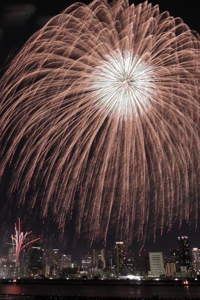 第23回なにわ淀川花火大会 2011
