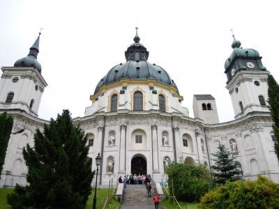 南ドイツを楽しむ★エッタール修道院