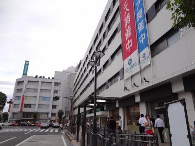 2011/7 東京 蒲田駅前の雰囲気