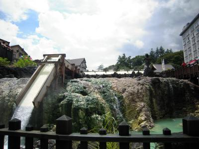 2回目の草津温泉