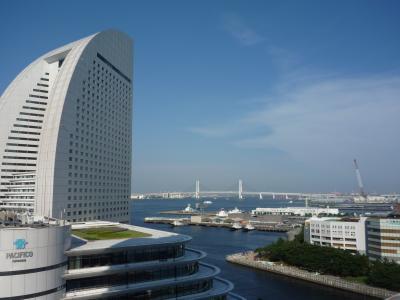 パンパシフィック横浜と横須賀・観音崎まで行ってみた♪
