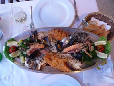 アドリア海の真珠ダルマチア地方の美味しい料理とワイン。